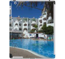 Callao Garden Apartments, Tenerife iPad Case/Skin