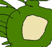 Sanic Pepe Sticker