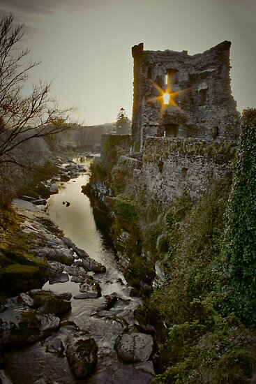 Carriganass Castle Cork by Polly x