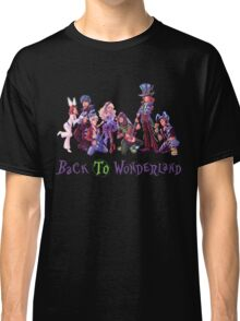 Back to Wonderland Classic T-Shirt