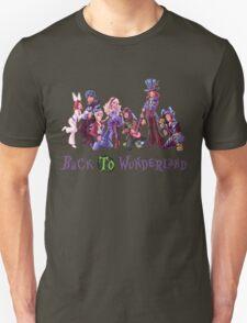 Back to Wonderland Unisex T-Shirt