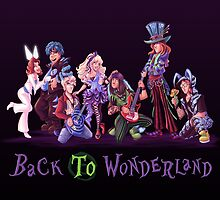 Back to Wonderland by mishy-belle