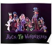 Back to Wonderland Poster