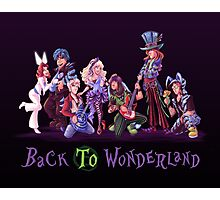 Back to Wonderland Photographic Print