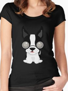 Hi, My Name is Nerdog Women's Fitted Scoop T-Shirt