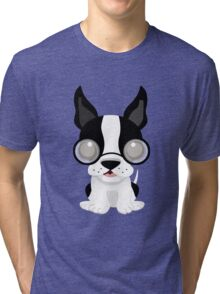 Hi, My Name is Nerdog Tri-blend T-Shirt