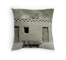 Dogon country, Mali #28 Throw Pillow