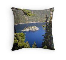 Fanette Island Throw Pillow