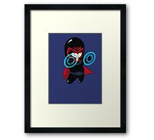 baby magneto (from x-men) Framed Print
