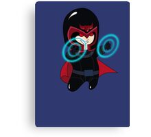 baby magneto (from x-men) Canvas Print