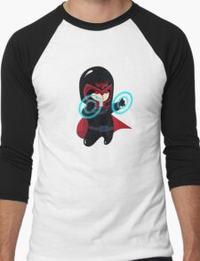 baby magneto (from x-men) Men's Baseball ¾ T-Shirt