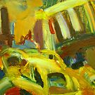NYC Cab by dornberg