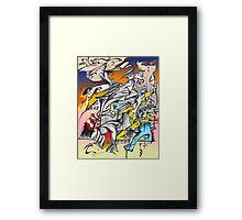 Mindtrocity Framed Print