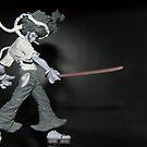 Afro Samurai 2 by TingyWende