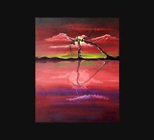 Original Pink landscape by ANGIECLEMENTINE Unisex T-Shirt
