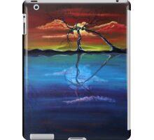 Original landscape by ANGIECLEMENTINE iPad Case/Skin