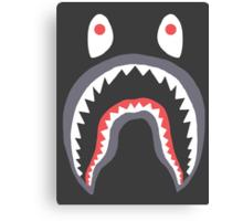 Bape Shark Canvas Print