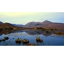 Blackmount  Mirror 22 Photographic Print