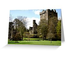 Blarney Castle, Ireland Greeting Card