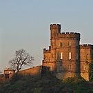 Sunset on Calton Hill - Edinburgh, Scotland by Christine Till  @    CT-Graphics