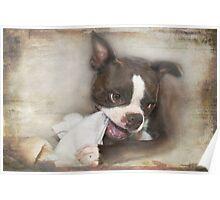 Knick-Knack, Paddywhack, Give the Dog a Bone Poster