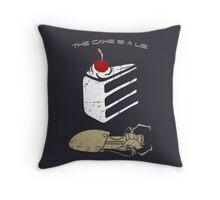 Lie Throw Pillow