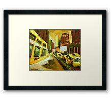 SOHO Building Framed Print