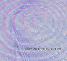 (SOMEONE THINKS I AM WACKY ) ERIC WHITEMAN ART  by eric  whiteman