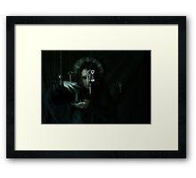 Hostkeys II Framed Print