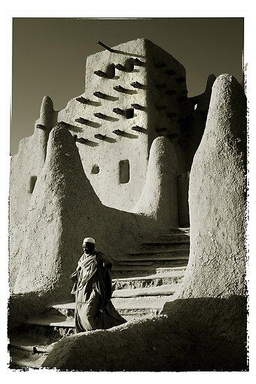 Djenné, Mali #11 by Mauricio Abreu