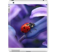 Coccinellidae iPad Case/Skin
