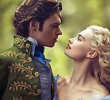 Cinderella and the Prince by BethannieeJ