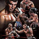 Joe Calzaghe by Nathan Howell