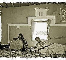 Ouadane, Mauritania #13 by Mauricio Abreu