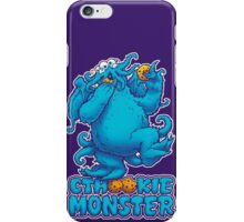CTHOOKIE MONSTER iPhone Case/Skin