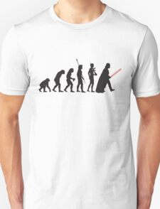 Evolution of humanity T-Shirt