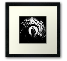 I've been expecting you ... Framed Print