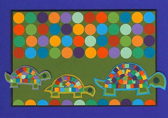 Mama Turtle by Lisa  McHugh