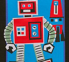 Rocket's Robot by Lisa  McHugh