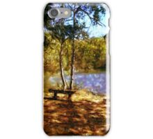 Peaceful Interlude iPhone Case/Skin