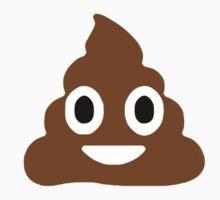 Pile of Poo Emoji  Kids Clothes