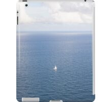 Lonely Sail iPad Case/Skin