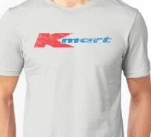 Vintage 80's 90's K-Mart Logo Distressed Unisex T-Shirt