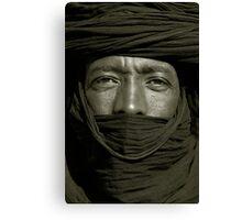 Touareg, Mali #7 Canvas Print