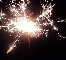 sparkler  by theblankkcanvas