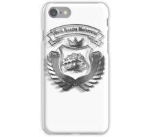 Hard Knocks University  iPhone Case/Skin