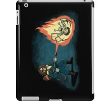 KILL IT WITH FIRE iPad Case/Skin