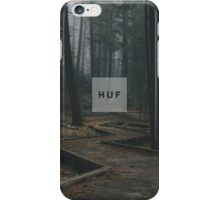 Huf Forest iPhone Case/Skin