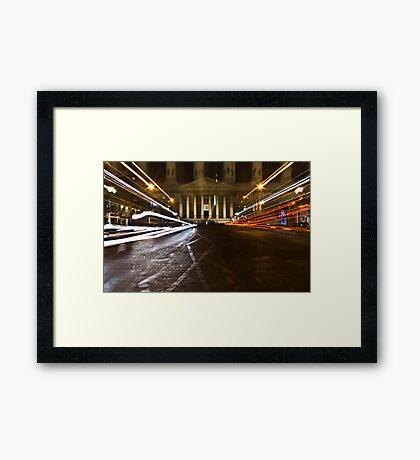 Madeleine Church  Framed Print