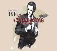 How I met your mother :: Barney Stinson :: Being Awesome by Kazro